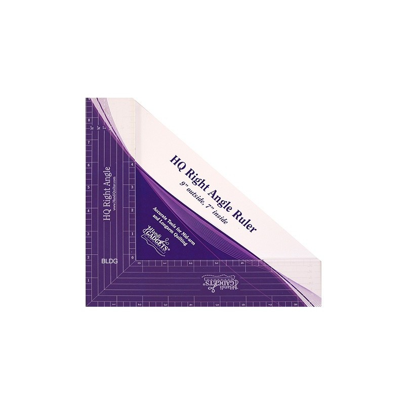 HQ Right Angle Ruler HG00604