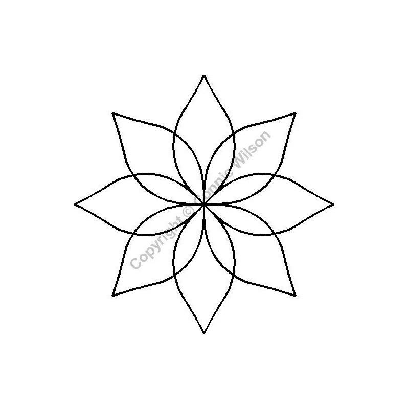 Continuous Flower BJ36