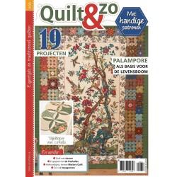 Tijdschrift Quilt&Zo nummer 56