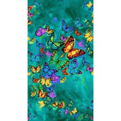 Butterfly panel C6322