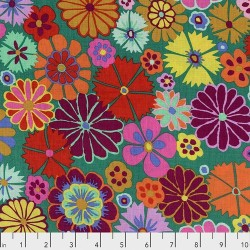 Artisan Multi Folk Flower PWKF007.multi