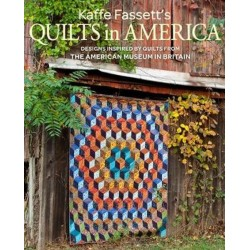 Boek Quilts in America door Kaffe Fassett