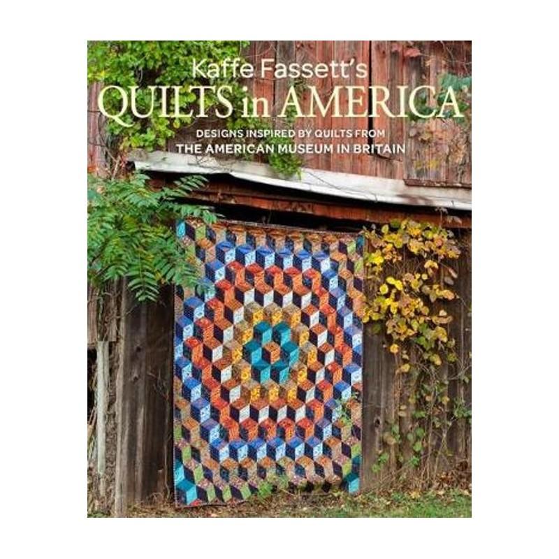 Boek Quilts in America door Kaffe Fassett
