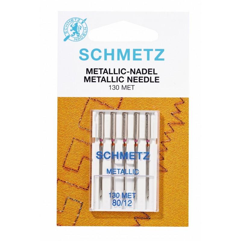 Metallic machinenaald nummer 80