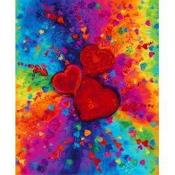 Full Heart panel CD6661 bright