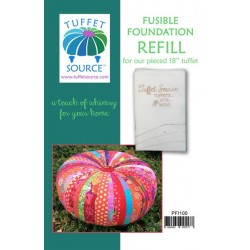 Tuffet Source fusible foundation refill PFI100