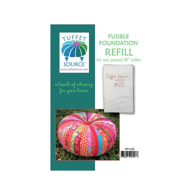 Tuffet Source fusible foundation refill PFI100