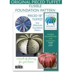 Tuffet Source fusible foundation pattern PFP100
