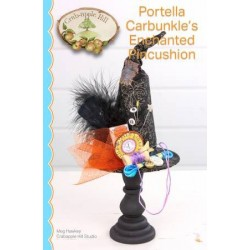 Crab-apple Hill Portella Carbunkle's Enchanted Pincushion CAH354
