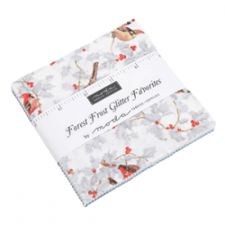 Forest Frost Glitter Favorites Charm Pack 33410PPM