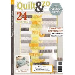 Tijdschrift Quilt&Zo nummer 62