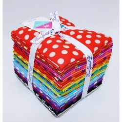 Fat Quarter bundel Kaffe Fassett FB1FQGP.candy