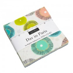 Day in Paris Charm Pack 1680PP