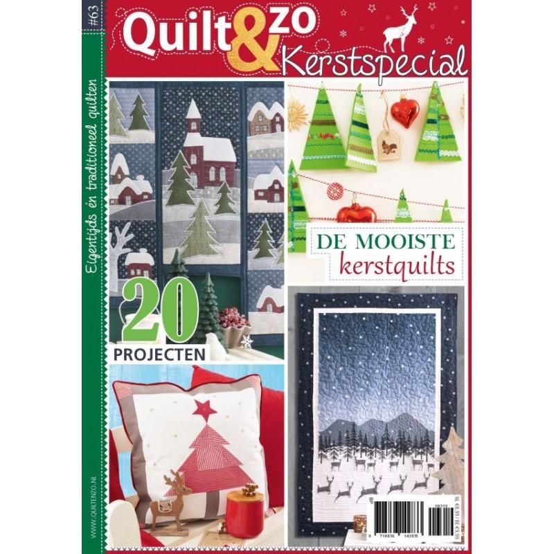 Quilt&Zo Kerstspecial 2019