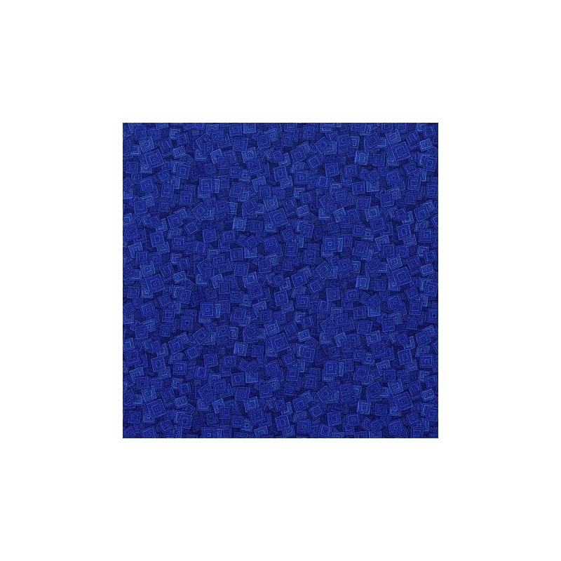 Hopscotch Overlapping Squares Blueberry 3215-001