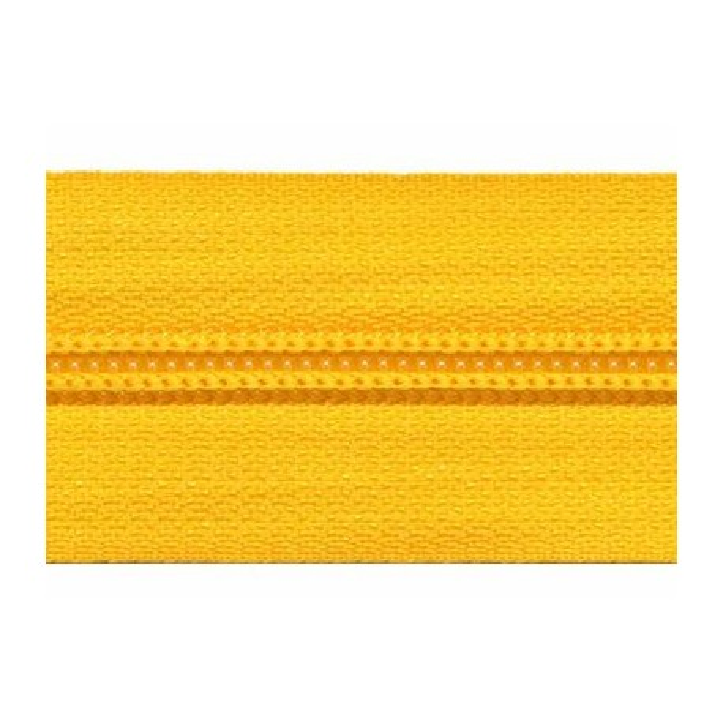 Nylon rits geel 506 maat 3 907302495