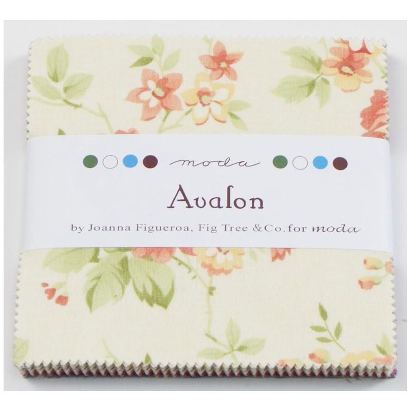 Avalon charm pack 20200PP