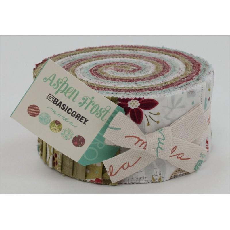 Aspen Frost jelly roll 30330JR