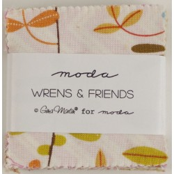Wrens&Friends mini charm pack 10000MC